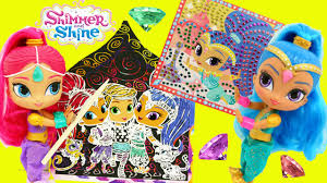 shimmer u0026 shine leah diy toys u0026 kids crafts nickelodeon jewel