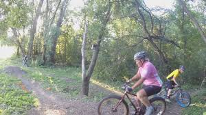 scenes from my first mtb skills clinic for adults mountain bike