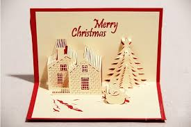 Paper Craft Christmas Cards - craft paper sheets picture more detailed picture about 3d