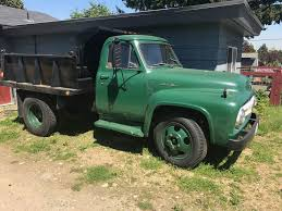 Vintage Ford F600 Truck Parts - proud new owner of 1953 f600 dump truck ford truck enthusiasts