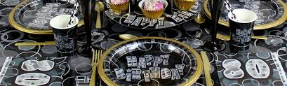 80th Birthday Party Decorations 80th Birthday Party Supplies Birthday Party Ideas