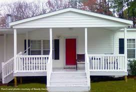 add a outdoor room to home 9 innovative mobile home improvement ideas that you can do
