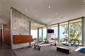kurth residence modern home gym santa barbara by houzz modern