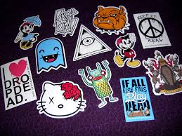 drop ded drop dead stickers pack favorite stickers flickr