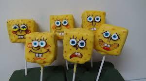 spongebob cake pops youtube