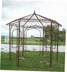 wrought iron gazebo for sale gazebo ideas