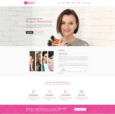 professional makeup artists websites elementor pro websites by theme fast fix web design