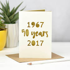 50th wedding anniversary golden 50th wedding anniversary card golden anniversary
