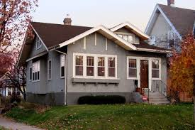 brown roof grey siding google search house colours pinterest