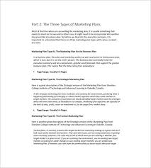 marketing campaign plan template 12 free sample example