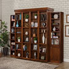 Bookcase Murphy Bed Library Wallbed Wallbeds
