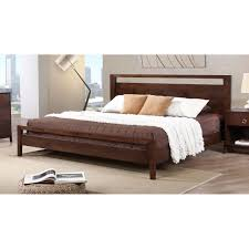 Overstock Bed Frame Give Your Bedroom A Modern Touch With This Stylish King Size