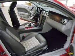 2008 Black Mustang Gt Charcoal Black Dove Interior 2008 Ford Mustang Gt Cs California