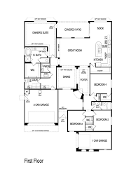 Patio Homes Floor Plans Pulte Homes