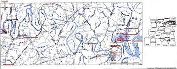 Oak Ridge Tennessee Map by Nashville District U003e Locations U003e Lakes U003e Old Hickory Lake U003e Maps