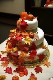 wedding cake harvest fall wedding cakes how to determine what you want rustic