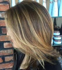putting layers in shoulder length hair 80 sensational medium length haircuts for thick hair in 2017