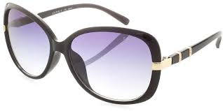 Frame Esprit esprit s sunglasses black frame grey gradient lens et19456