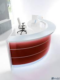Modern Office Reception Table Design Valde Modular Office Reception Desk By Mdd