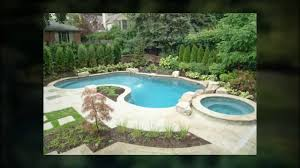 Small Backyard Oasis Ideas Backyard Oasis Ideas Part 4 Pool Design And Build Youtube