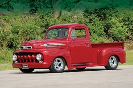 Ford Vintage Truck - 1952 ford f 1 boyhood dream rod network