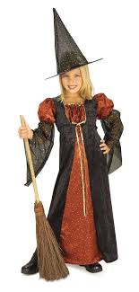 toddler witch costume concepts child s orange glitter witch