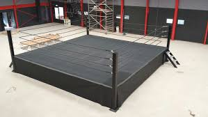 Wrestling Ring Bed Frame Boxing Ring Canvas Boxing Ring Covers
