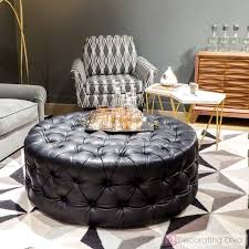 marcelle ottoman world market tufted ottoman coffee table at home and interior design ideas