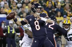 Chicago Bears Chicago Bears Expected To Release Qb Mike Glennon Upi
