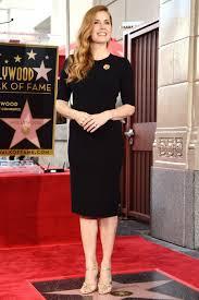 Hollywood Walk Of Fame Map Amy Adams U0027 Daughter Joins Her At Hollywood Walk Of Fame