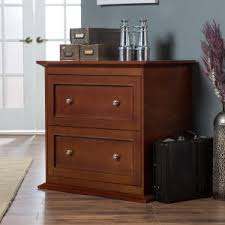 Wood Lateral Filing Cabinet 2 Drawer Lateral Filing Cabinets Hayneedle