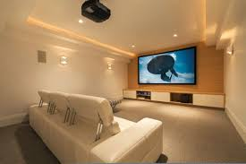 Best Home Theater For Small Living Room Interior Home Theater Room In Small Room Space With Nice