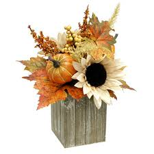 Fall Floral Decorations - fall decorations at home