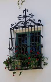 12 best wrought iron images on windows haciendas and