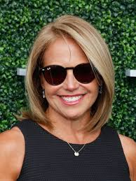 hairstyles of katie couric katie couric bob short hairstyles lookbook stylebistro