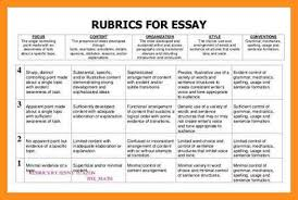 prosperity irs gq rubric for essay writing elementary