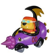 wacky races amazon com pop rides wacky racers hanna barbera mean machine