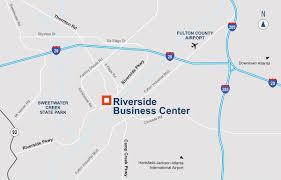 Hartsfield Jackson Atlanta International Airport Map by Riverside Business Center Proposed Building B Idi Gazeley