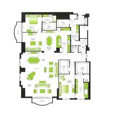 four seasons park floor plan luxury high rise penthouses explore one park place through our