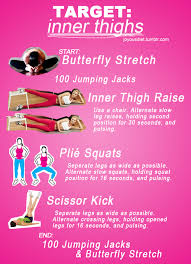 want that inner thigh gap your jiggly thighs then try this