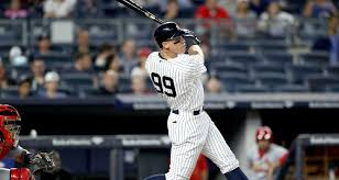 Aaron Judge Yankees Slugger Becomes Tallest Center Fielder - aaron judge s road to majors not as easy as one would think cbs
