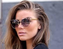 animal print l shades sunglasses leopard print summer amazing elegant gold