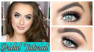 bridal makeup tutorial classic bridal makeup tutorial