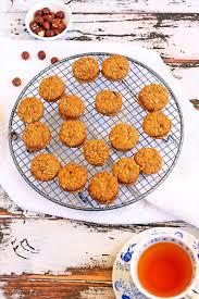 oat and hazelnut yoyo cookies sugar salt magic