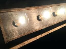 bathroom vanity light bars how to replace a with 2 lights 8 bulb