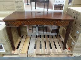 Costco Desks For Home Office Martin Home Furnishings Ashland Writing Desk Costco Future