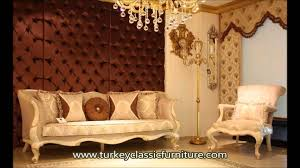 classic luxury living room decoration youtube