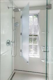 Bathroom Window Curtains Best 25 Shower Window Ideas On Pinterest Window In Shower