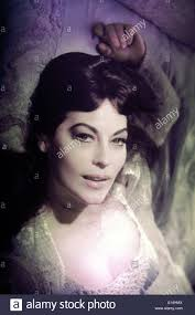Knights Of The Round Table 1953 Knights Of The Round Table 1953 Richard Thorpe Ava Gardner Stock