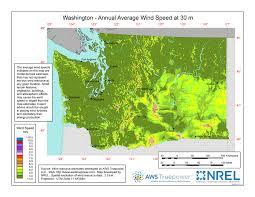 Washington vegetaion images Windexchange wind energy in washington jpg